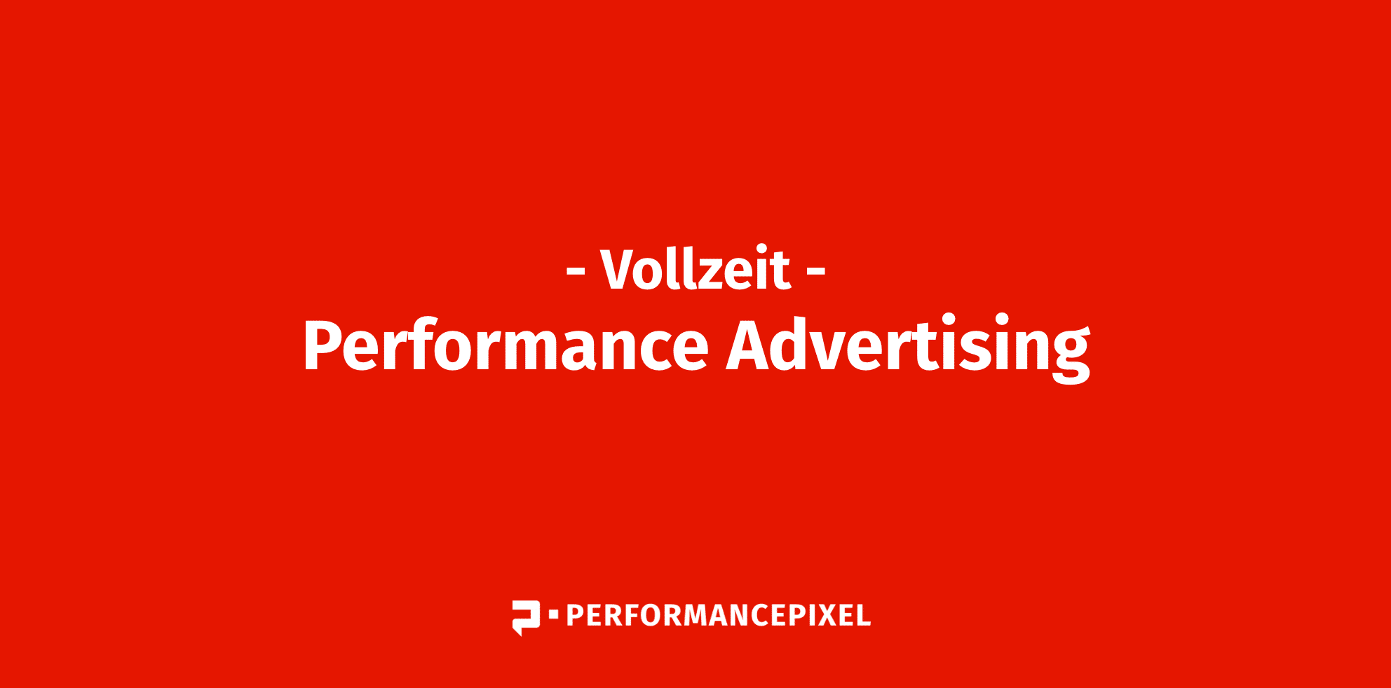 Performance Advertiser